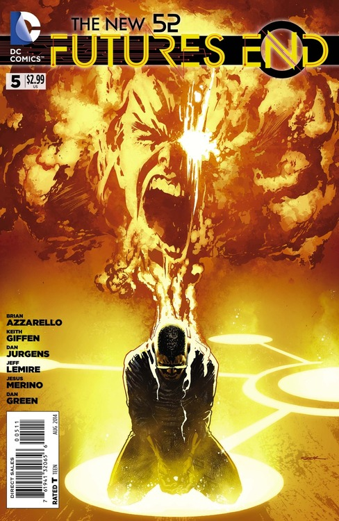 Mind Capsules – Avengers World #7 and The New 52 Future's