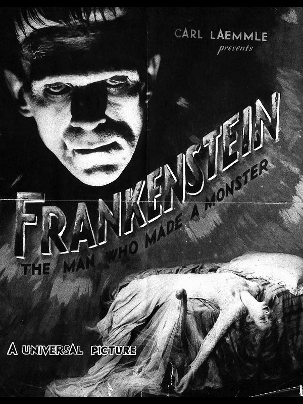 frankenstein coursework Frankenstein (1931) trivia on imdb: cameos, mistakes, spoilers and more.