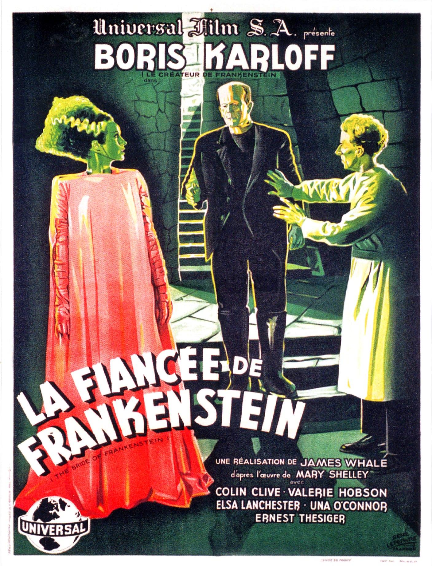 bride of frankenstein 1935 � the visuals � the telltale mind