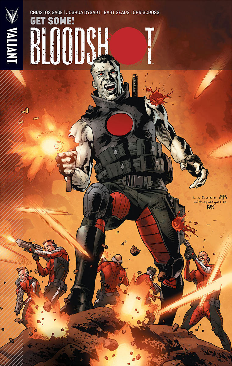Bloodshot Volume 5
