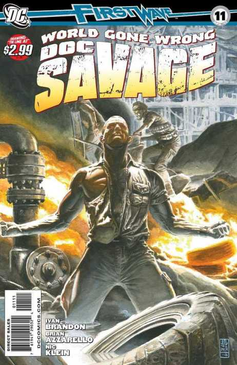 Doc Savage #11 dc