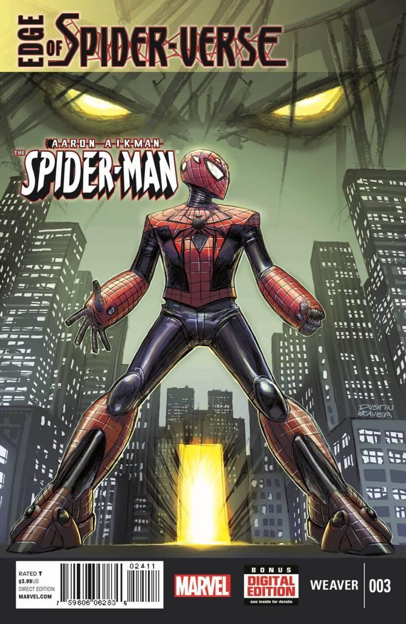 Edge of Spider-Verse #3