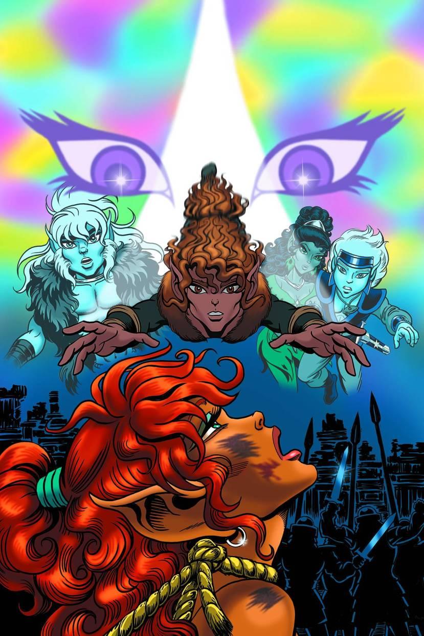 ElfQuest The Final Quest #5