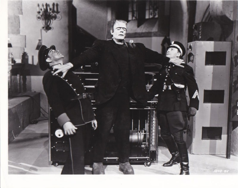 House Of Dracula 1945 The Visuals Muddled Musings Of