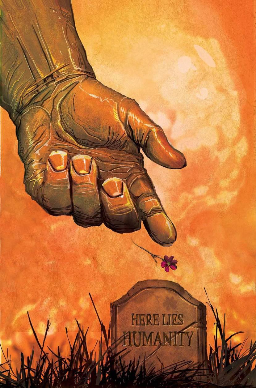 Hulk Annual #1