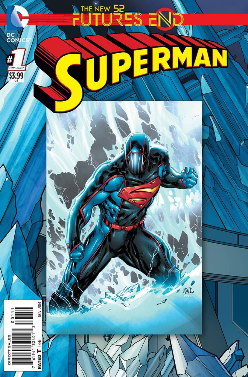 Superman Futures End #1