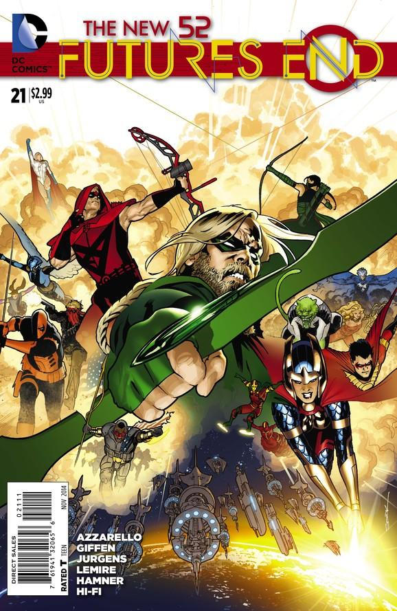 The New 52 Futures End #21