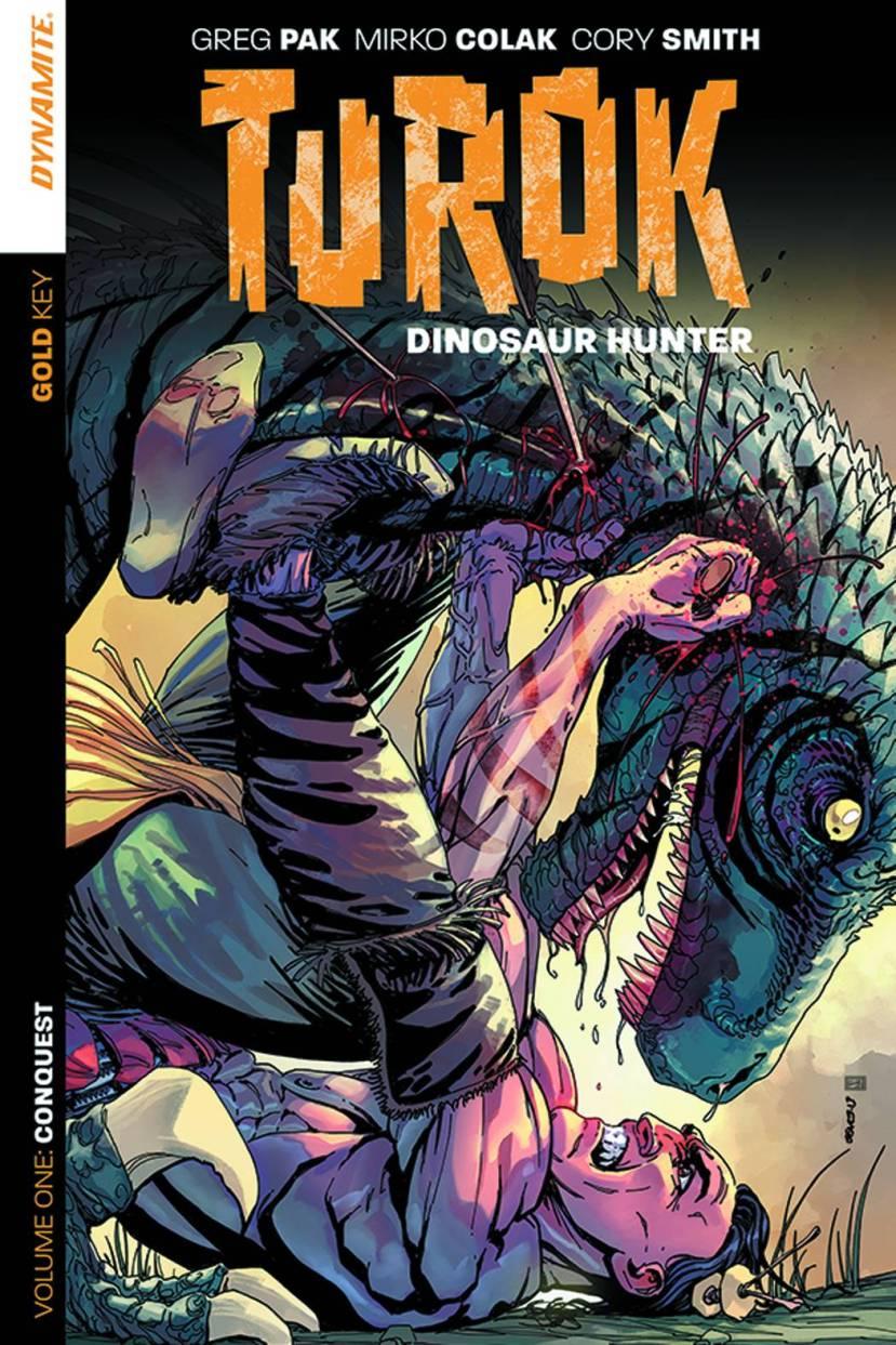 Turok, Dinosaur Hunter Volume 1