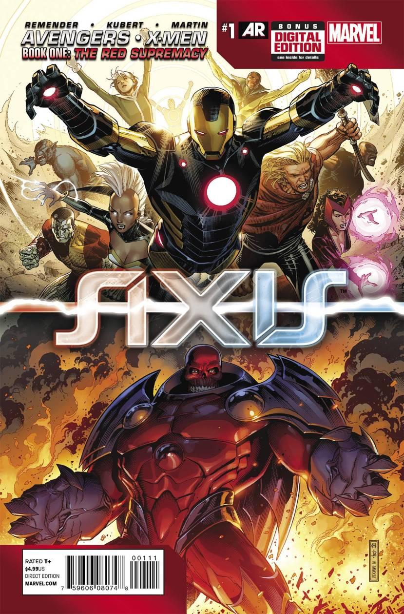 Avengers & X-Men AXIS #1