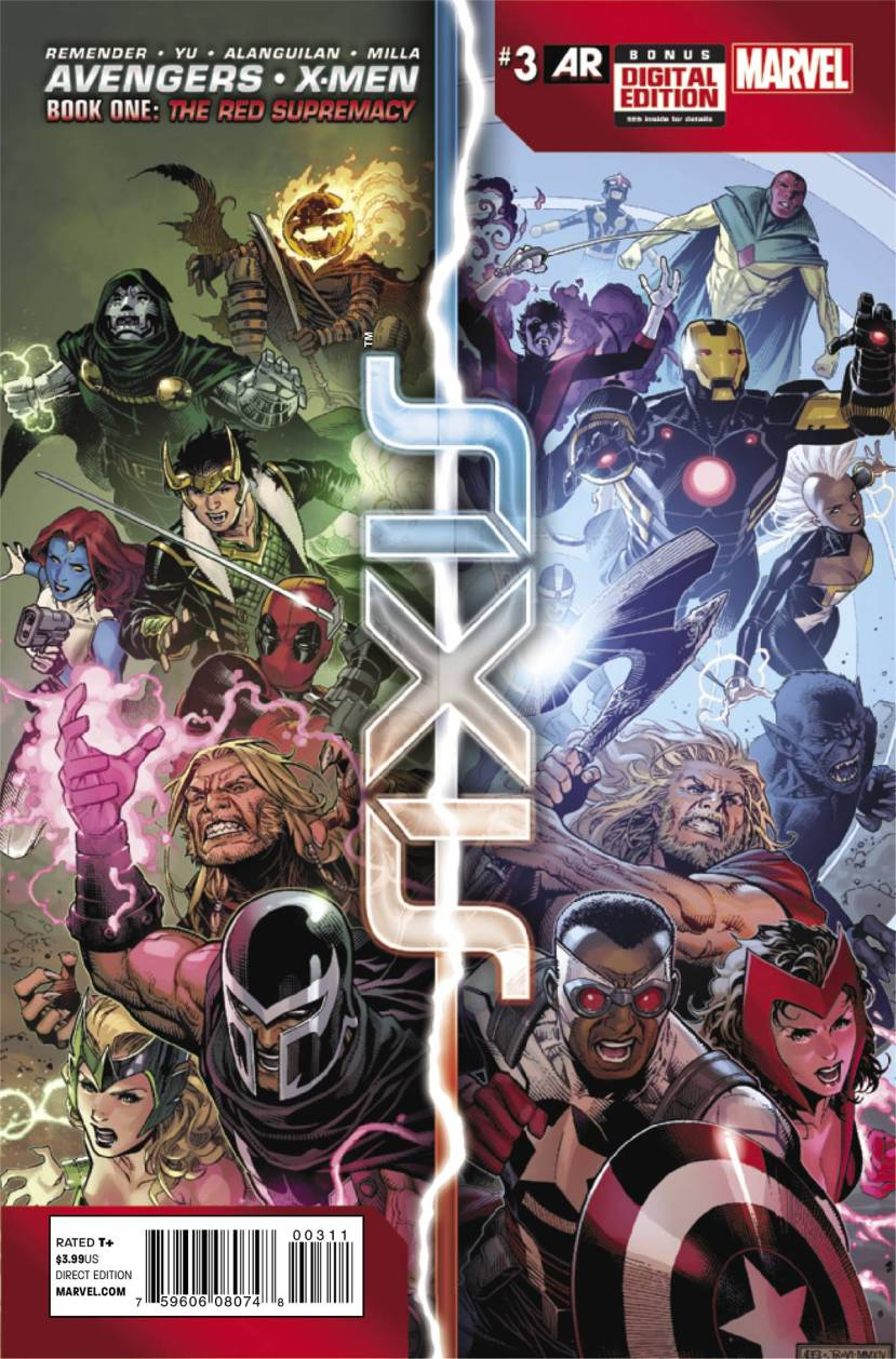 Avengers & X-Men AXIS #3