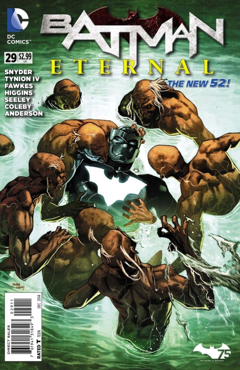 Batman Eternal #29