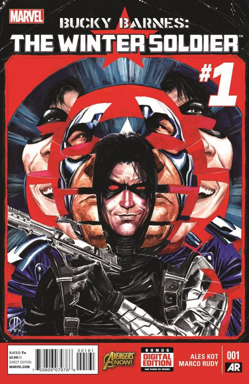 Bucky Barnes The Winter Soldier #1