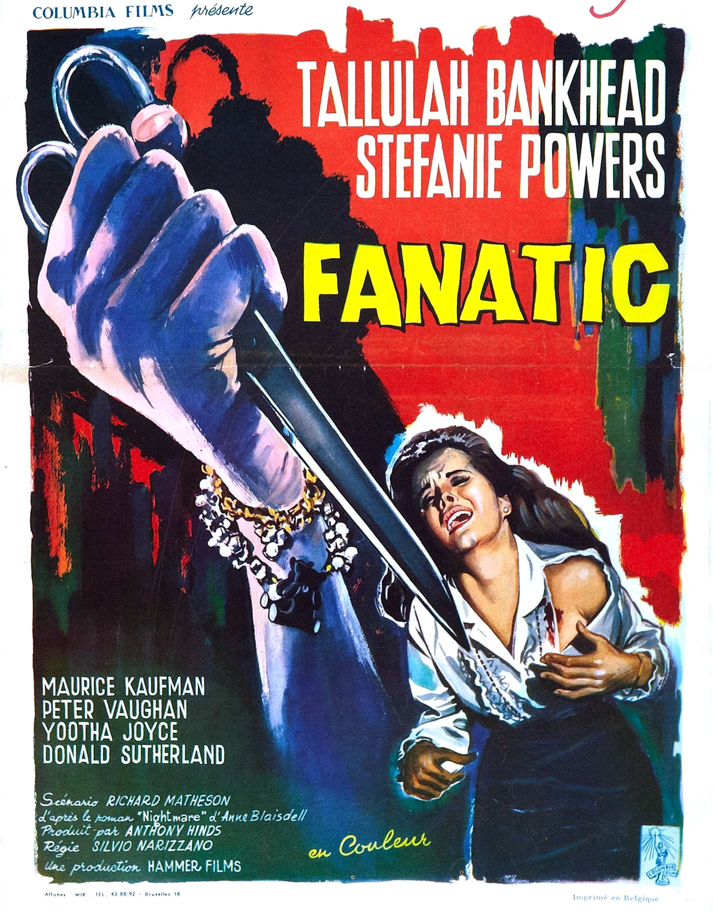 Just A Little Off… – Fanatic (1965) – The Telltale Mind