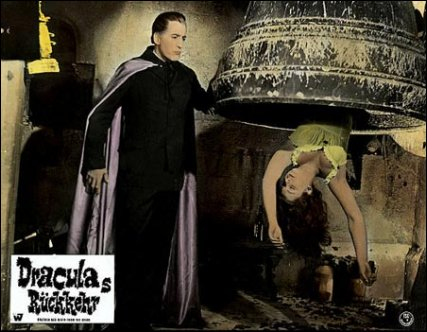 dracula has risen from the grave 1968 � the visuals