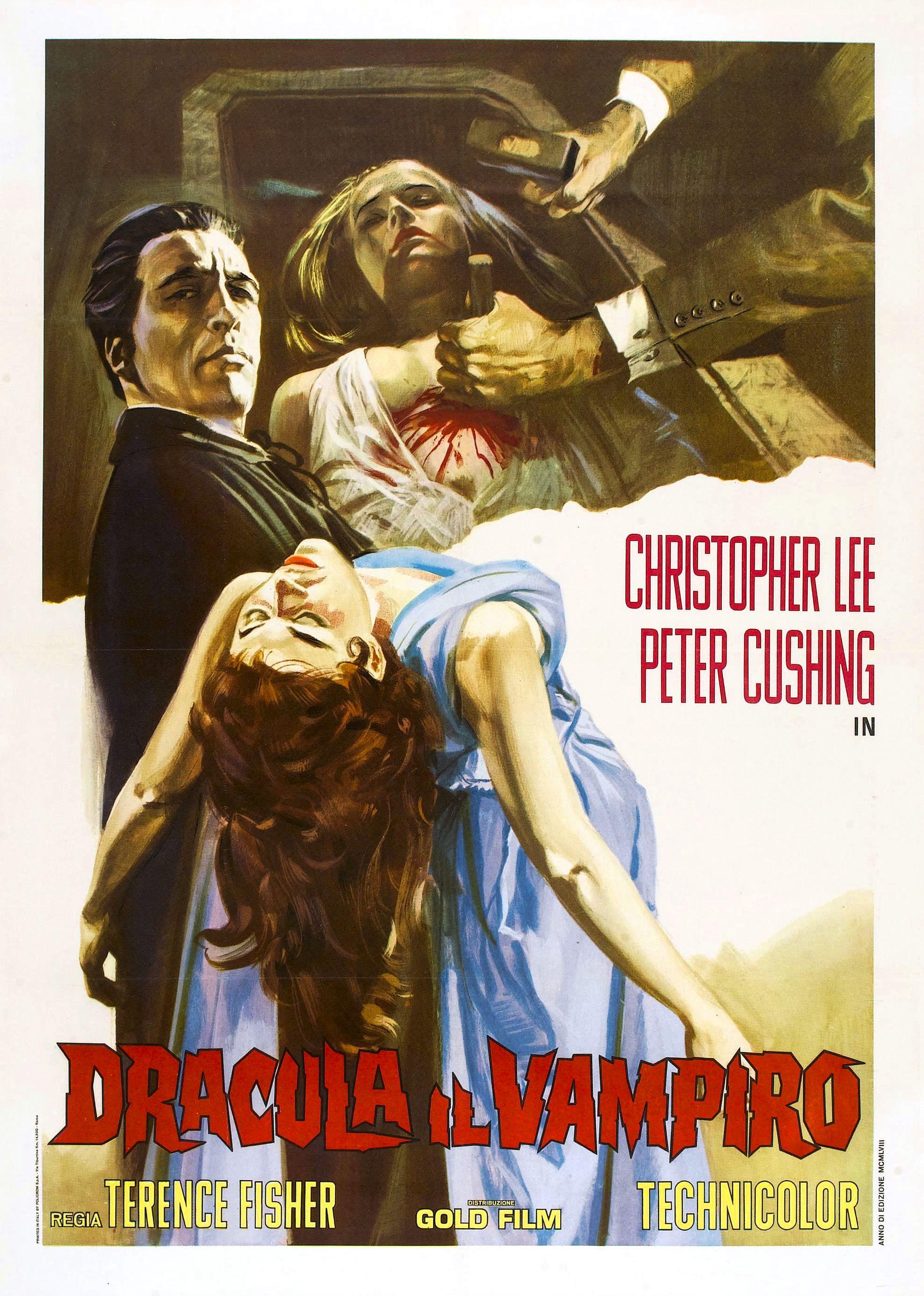 Hammer Time – Horror of Dracula (1958) – The Telltale Mind