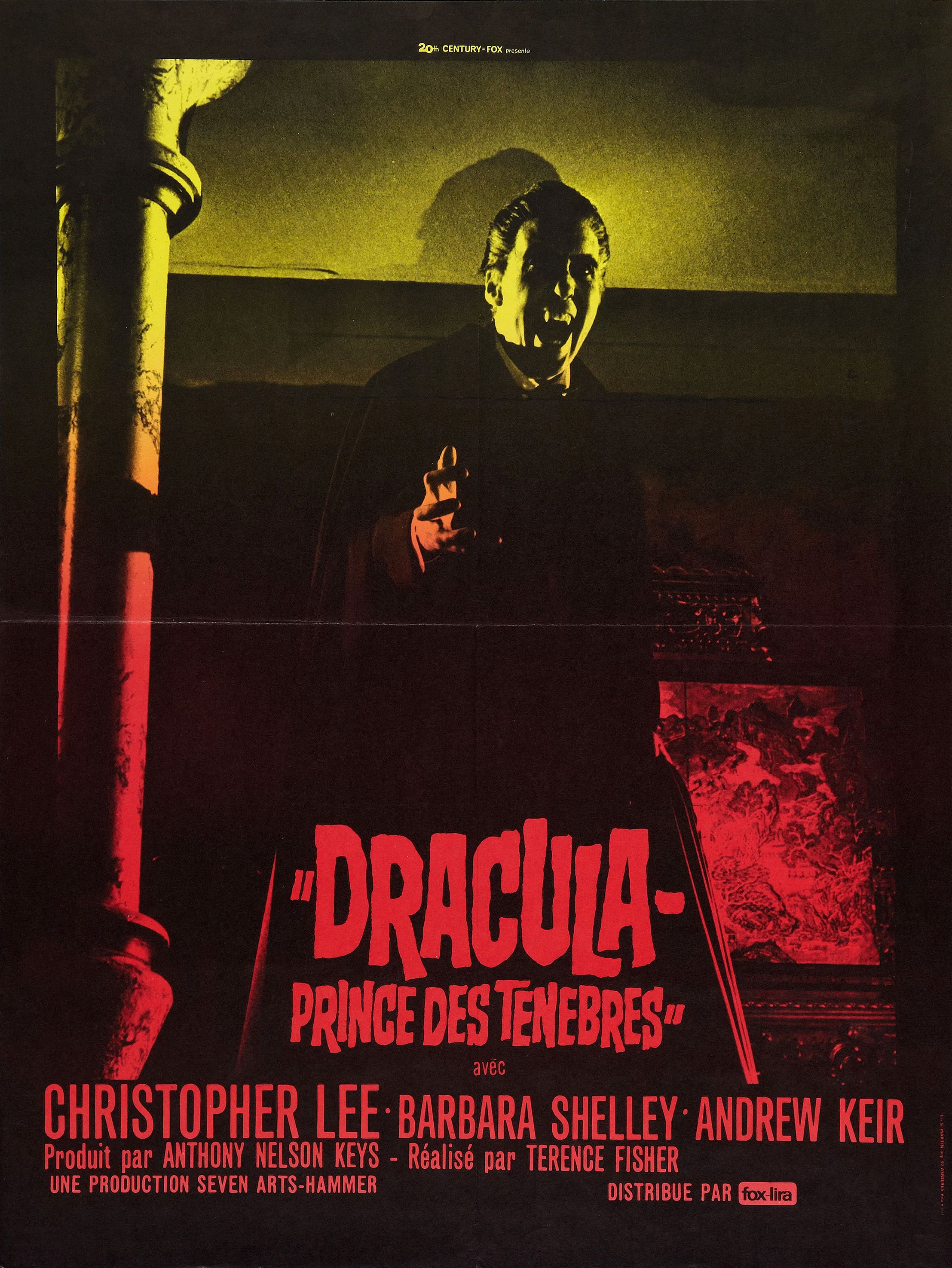 Dracula - Prince Of Darkness