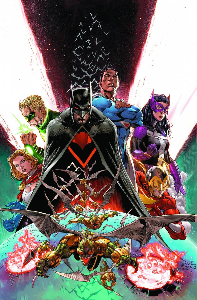 Earth 2 World's End #1