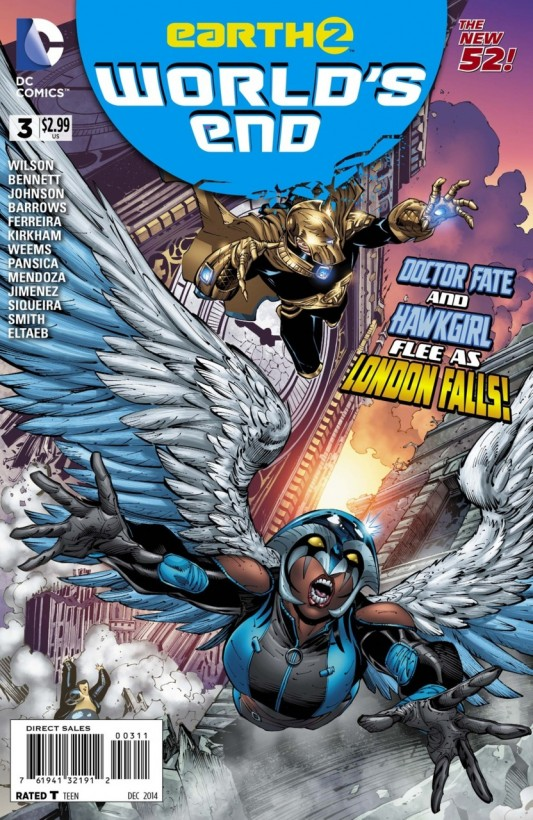 Earth 2 World's End #3