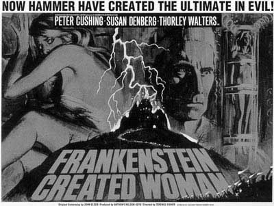 Frankenstein Created Woman11