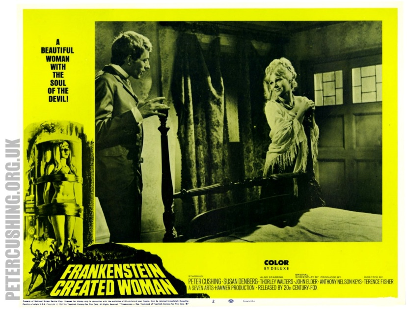 Frankenstein Created Woman12