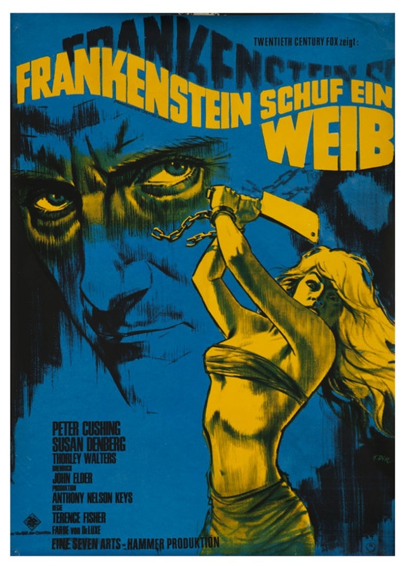 Frankenstein Created Woman32