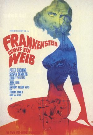 Frankenstein Created Woman7