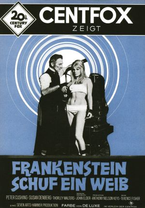 Frankenstein Created Woman8