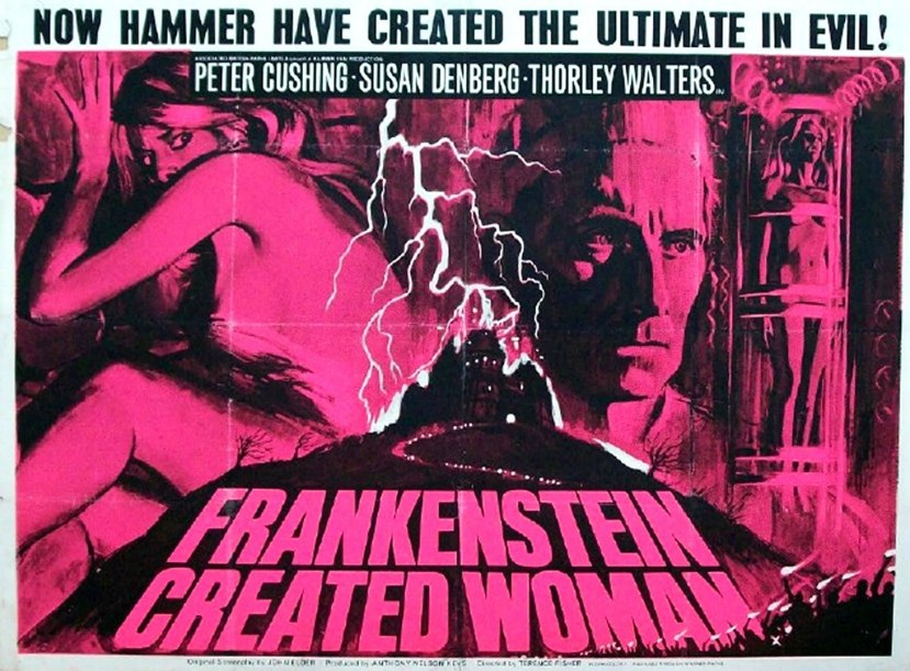 Frankenstein Created Woman9