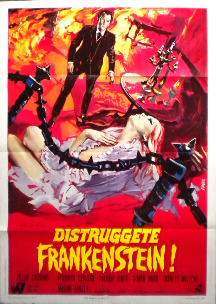 Frankenstein Must Be Destroyed59