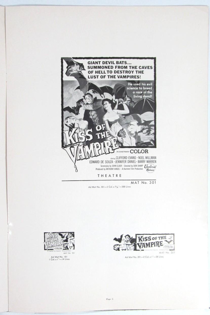 kiss of the vampire30