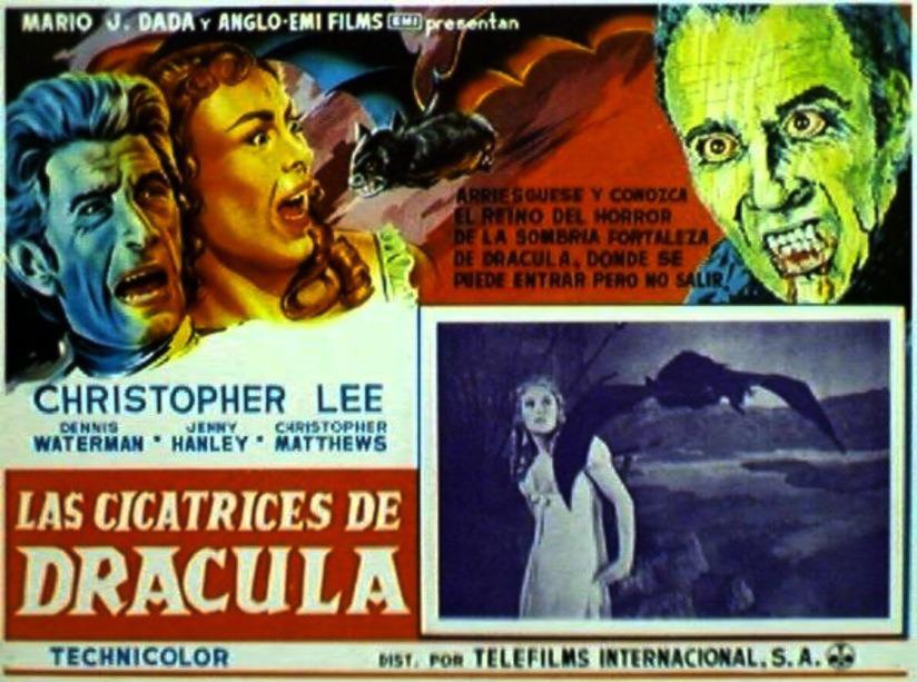 دانلود فیلم scars of dracula 1970