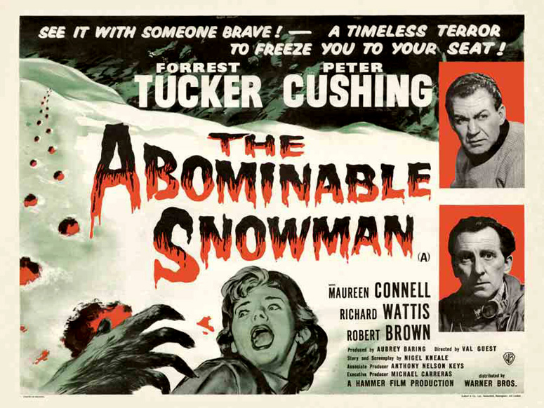 The Abominable Snowman1