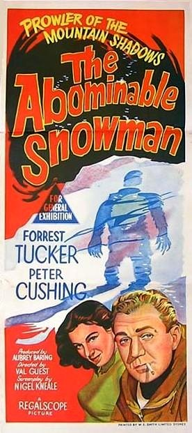 The Abominable Snowman10