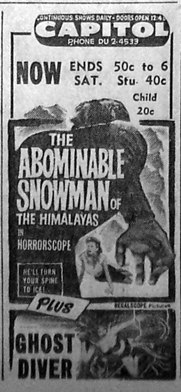 The Abominable Snowman14