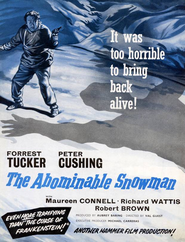 The Abominable Snowman4