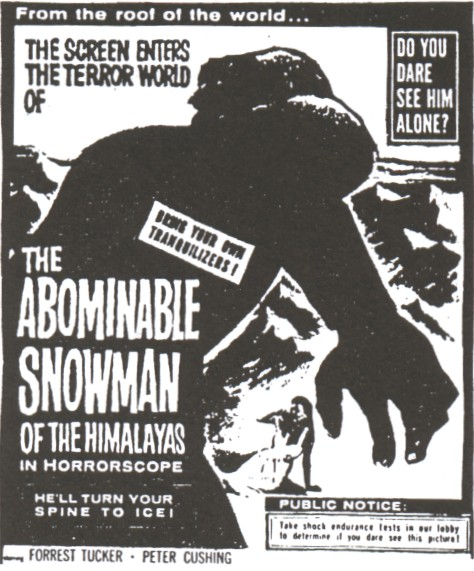 The Abominable Snowman5