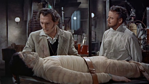 The Curse of Frankenstein1