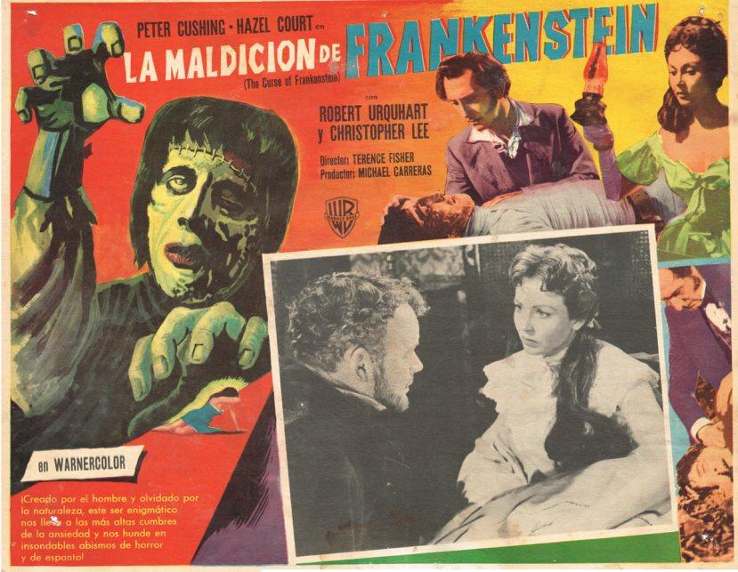 The Curse of Frankenstein10