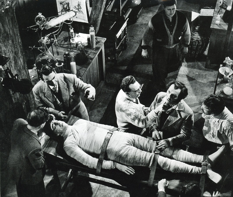 The Curse of Frankenstein14