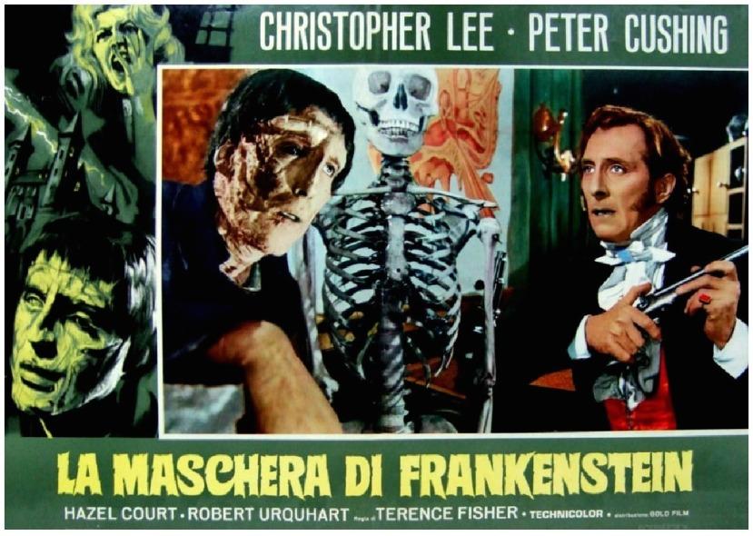 The Curse of Frankenstein19