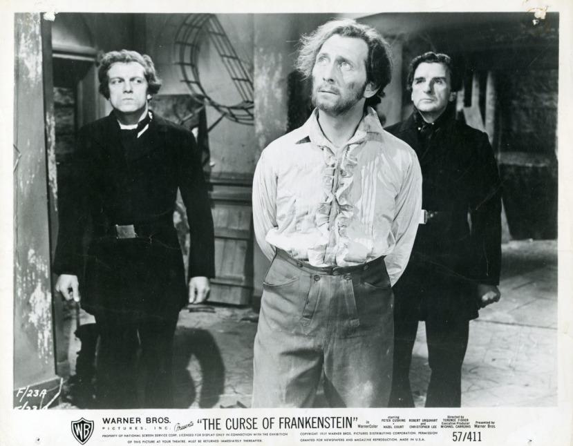 The Curse of Frankenstein21
