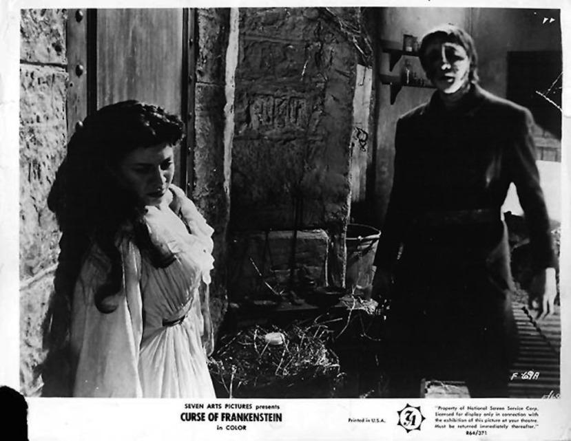 The Curse of Frankenstein23