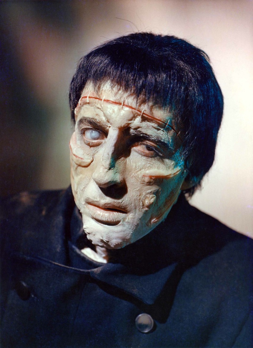 The Curse of Frankenstein25