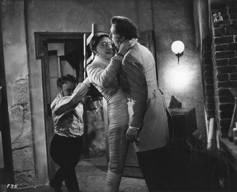 The Curse of Frankenstein26