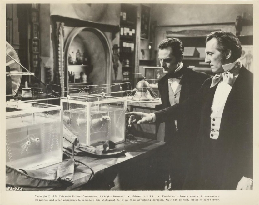 The Curse of Frankenstein30