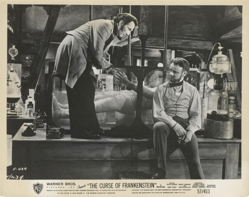 The Curse of Frankenstein31