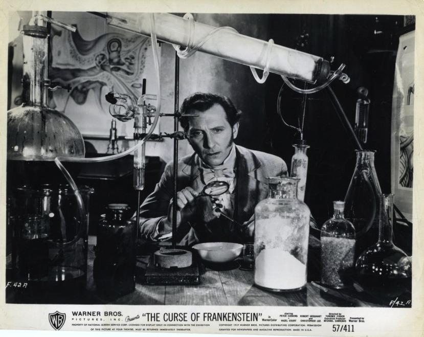 The Curse of Frankenstein32