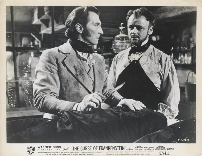 The Curse of Frankenstein33
