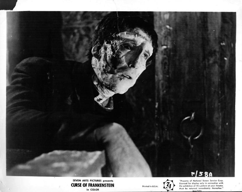The Curse of Frankenstein37