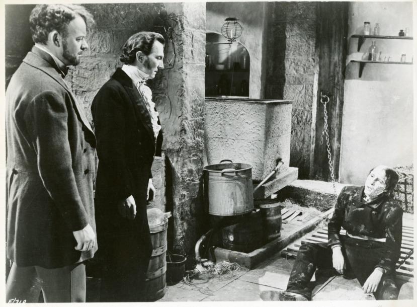 The Curse of Frankenstein44